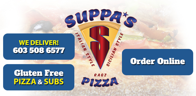 Suppa's Pizza Pelham | TakeoutRestaurant | Pizza | Pasta